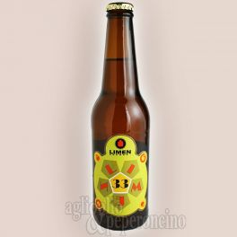 Birra artigianale Limen 33