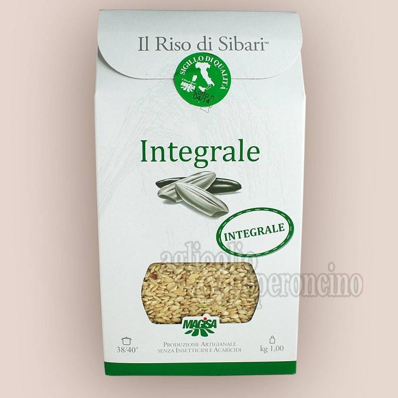 Riso Integrale di Sibari Magisa prodotto artigianalmente in Calabria