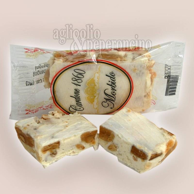 Torrone di Bagnara ostiato morbido - Cardone dal 1846