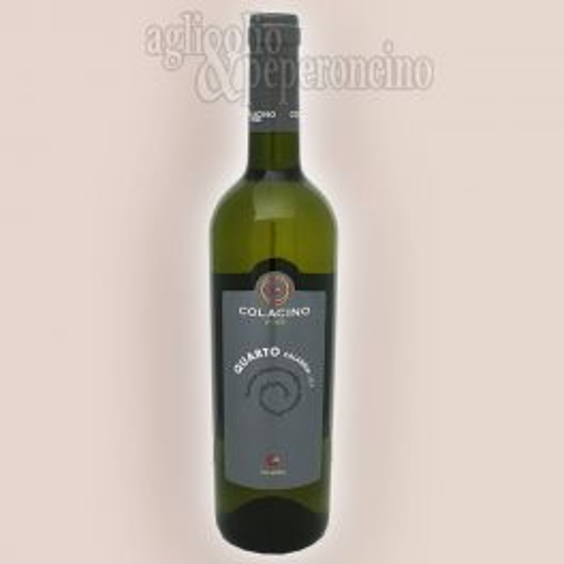 Vino IGT Calabria Quarto - Colacino Wines