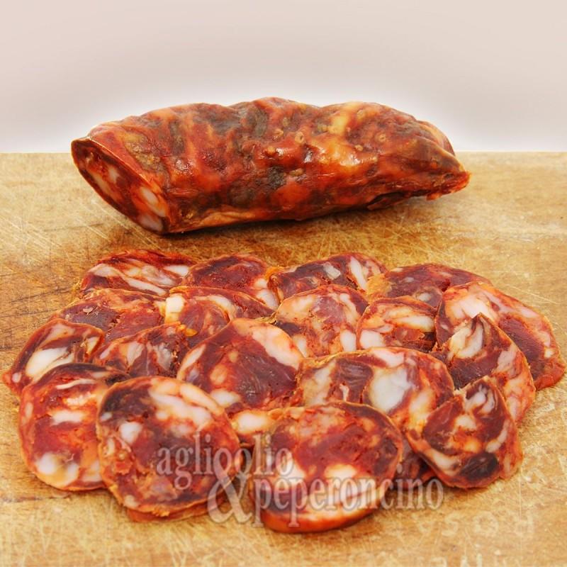 Salsiccia di Suino Nero di Calabria