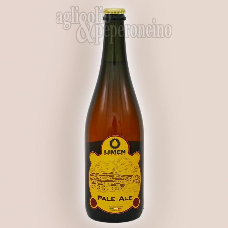 Limen Pale Ale da 75 cl - Birra artigianale calabrese