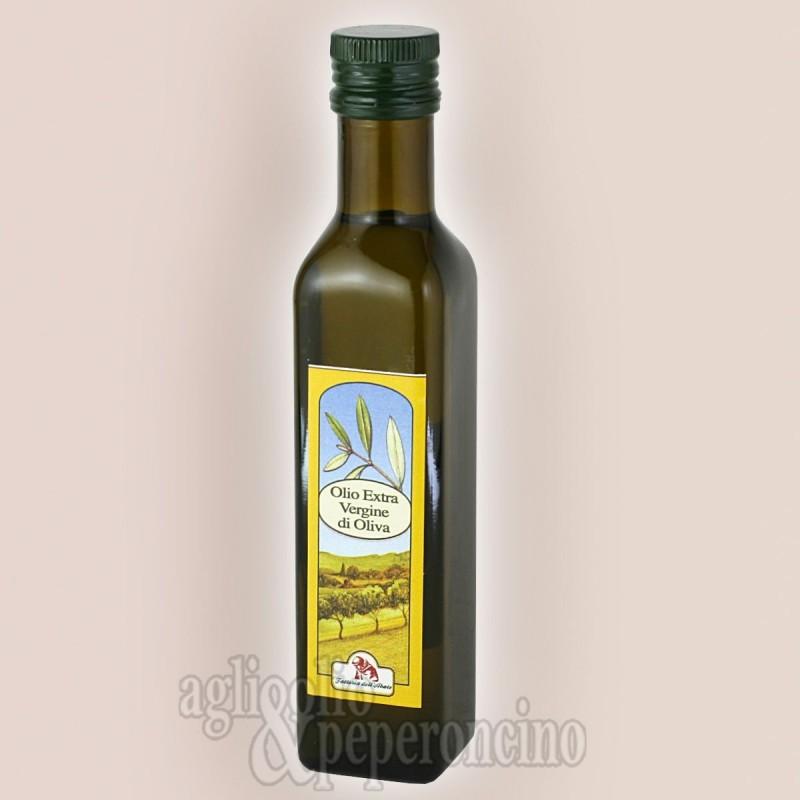 Olio extravergine d'oliva in bottiglia da 25 cl - Colle dell'Abate