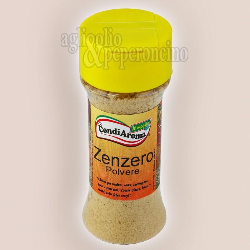 Zenzero in polvere 30 grammi - CondiAroma