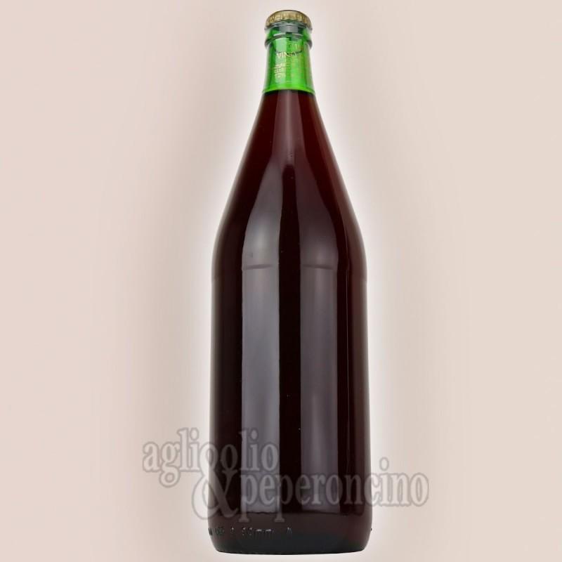 Vino da tavola rosso di produzione calabrese - Bottiglia da un litro
