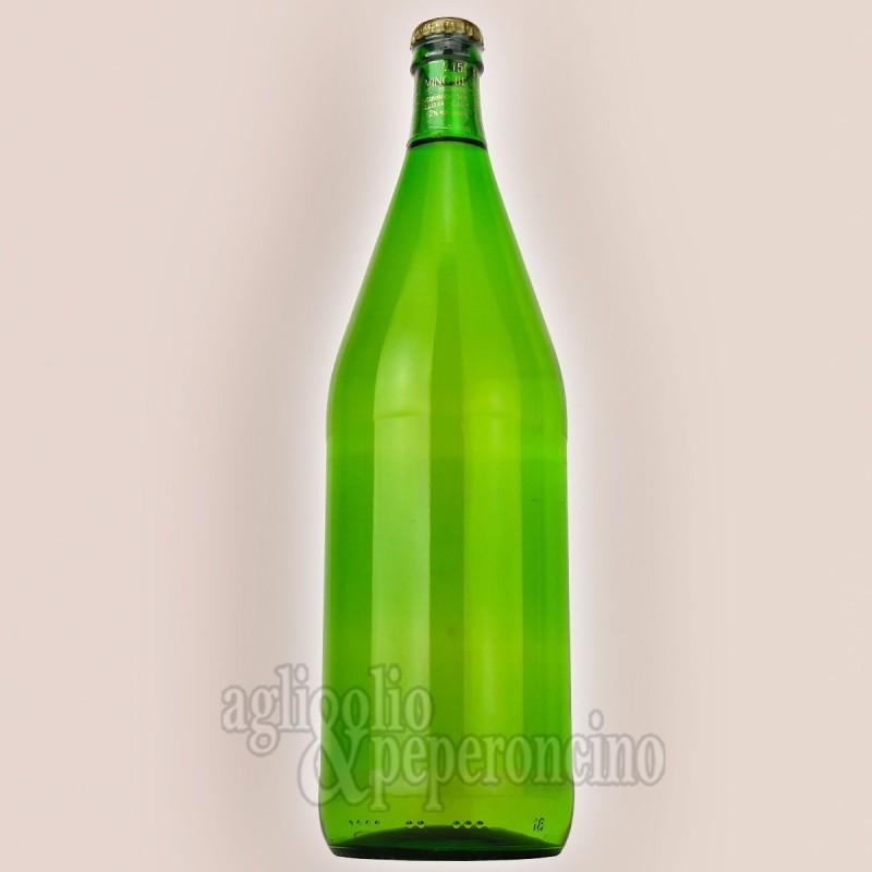 Vino da tavola bianco brioso di produzione calabrese - Bottiglia da un litro