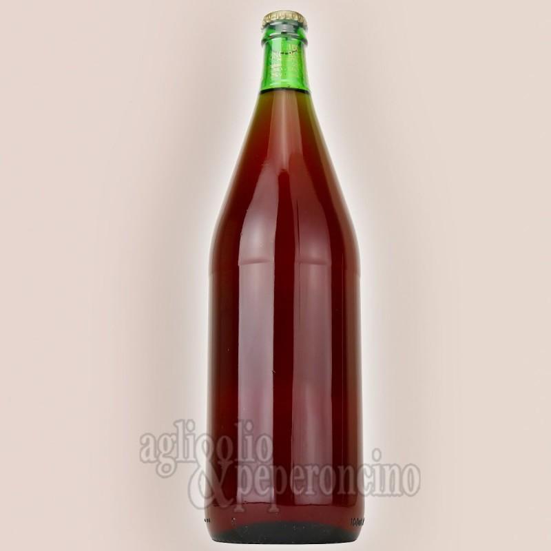 Vino da tavola rosato di produzione calabrese - Bottiglia da un litro