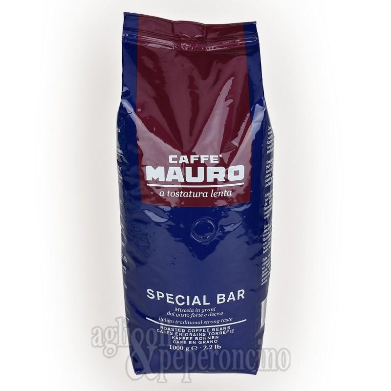 Mauro Special Bar 1 Kg - Caffè in grani calabrese