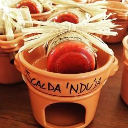 Scalda 'nduja - Con vasetto di nduja calabrese da 90 grammi