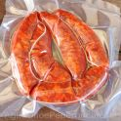 Salsiccia Fresca Dolce Rossa - Ricetta calabrese al peperoncino dolce