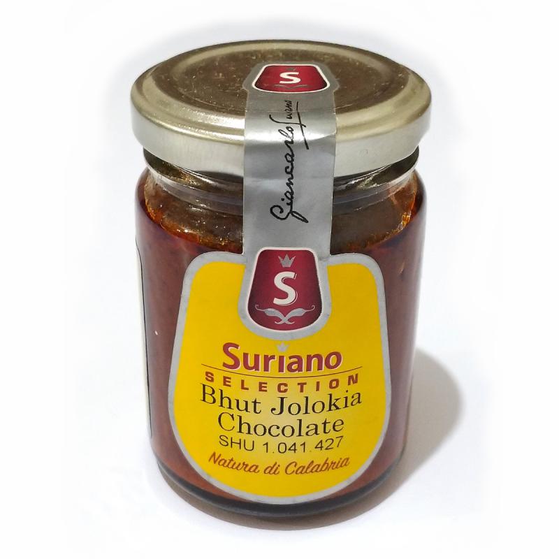 Crema di Buth Jolokia Chocolate