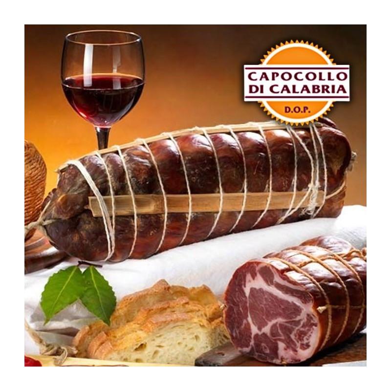 Capocollo di Calabria DOP
